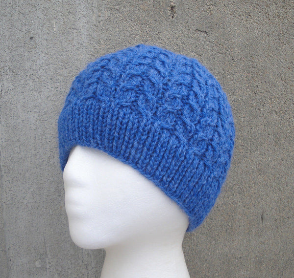 Copy Cable Beanie - KNITCRATE