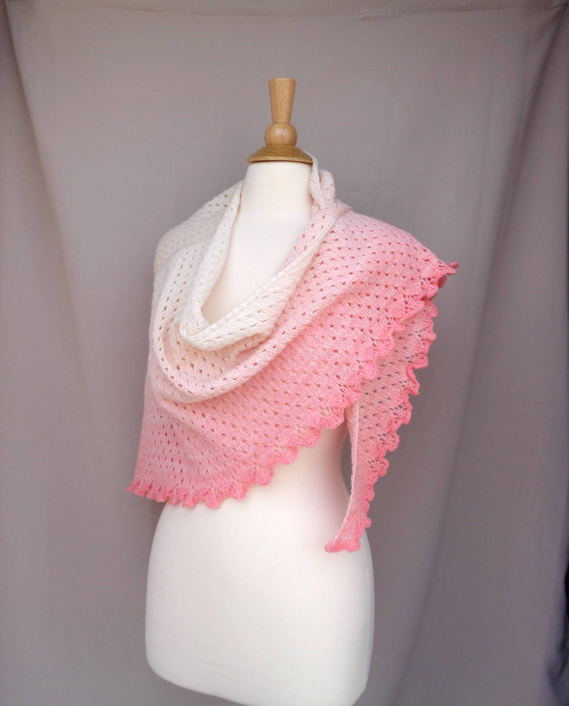 Coraline Shawl - KNITCRATE