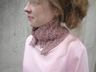 Cozy Alpaca Cowl - KNITCRATE
