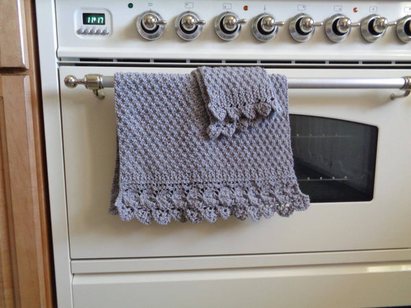 Dainty Towel - KNITCRATE