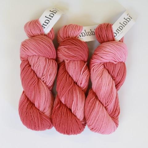 Dawn Blush 3 Pack - Vidalana Ambient Worsted - KNITCRATE