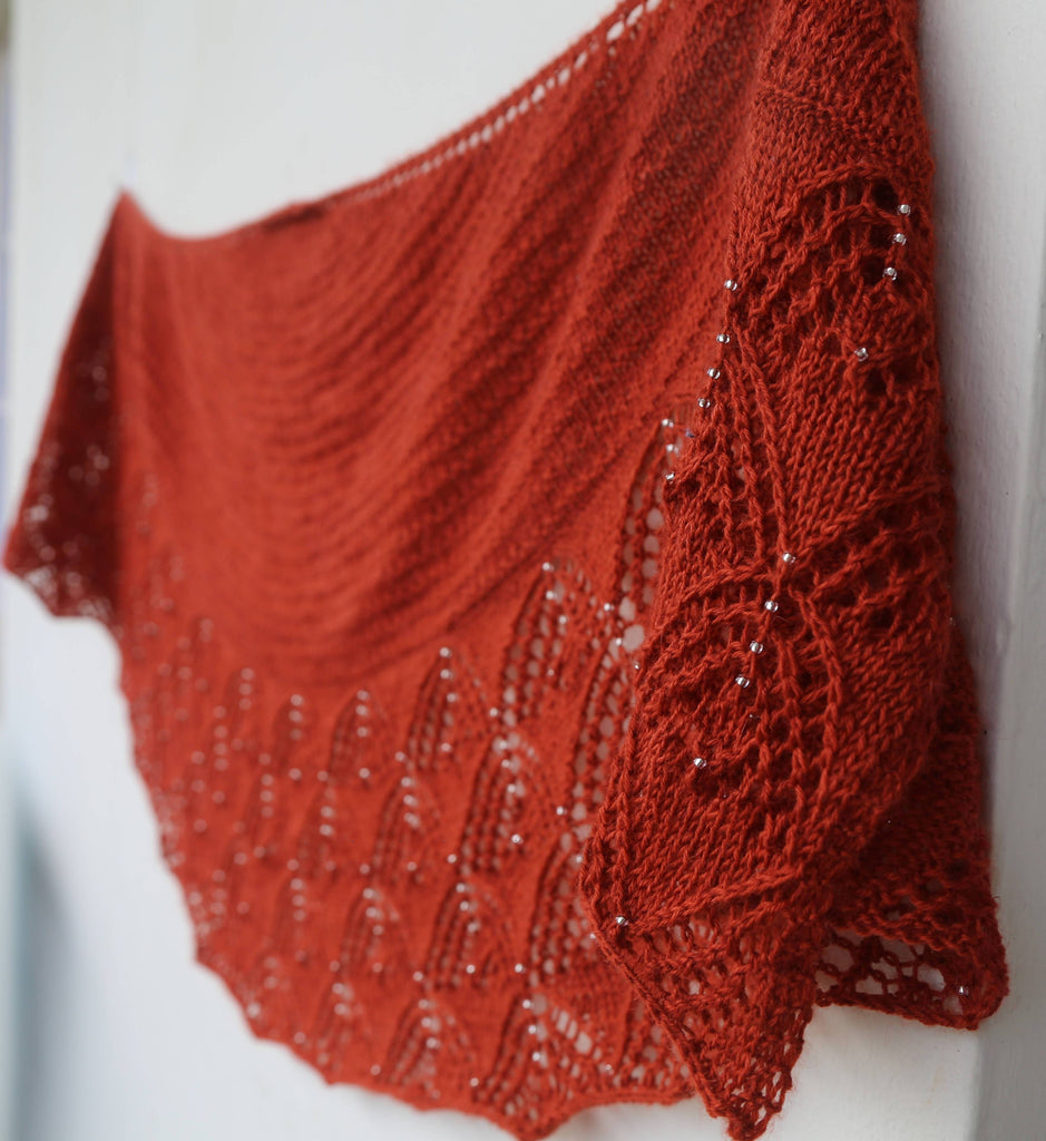 Delicious Autumn Shawl