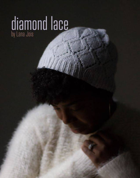 Diamond Lace - KNITCRATE