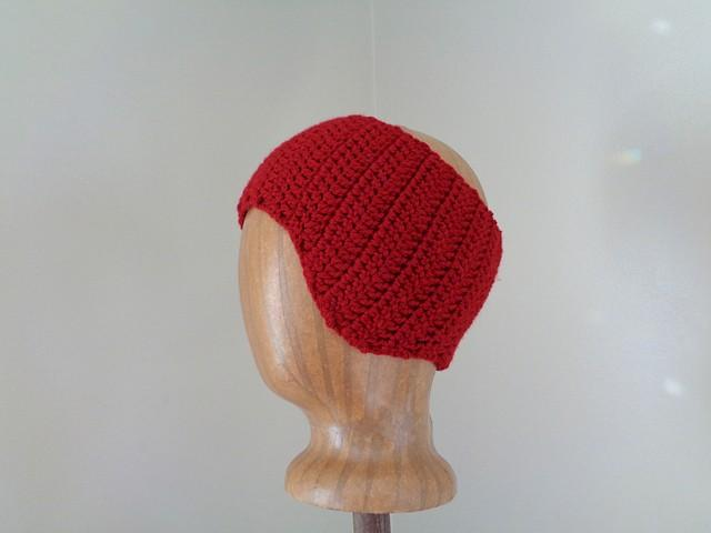 Ear Warmer Headband Crochet Pattern - KNITCRATE