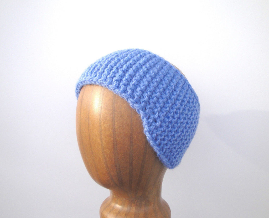 Ear Warmer Headband Knit Pattern - KNITCRATE