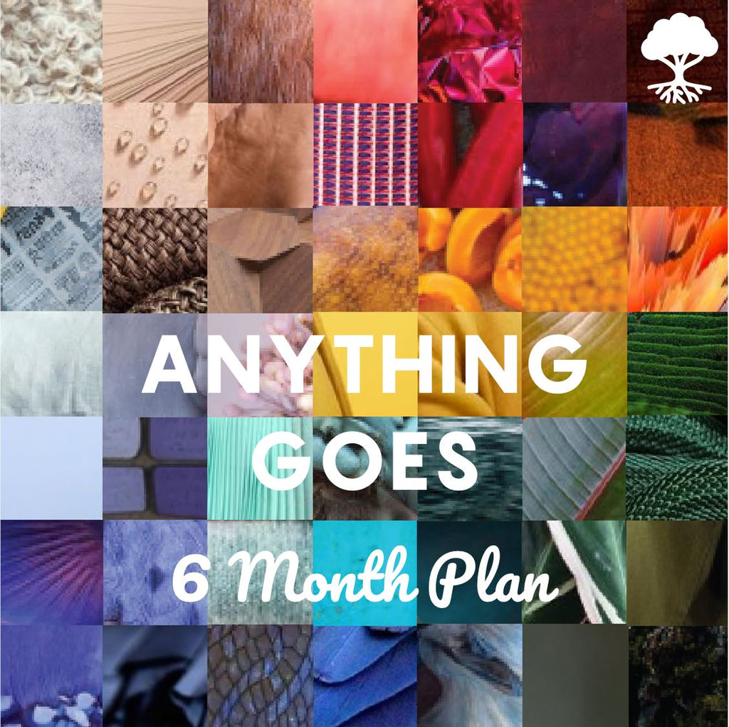 Eco-Friendly KnitCrate Membership Anything Goes 6-Month Plan