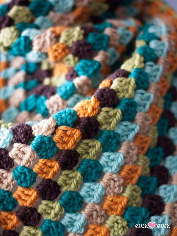 Ewe Ewe Wearever Wrap Crochet Shawl Pattern - KNITCRATE