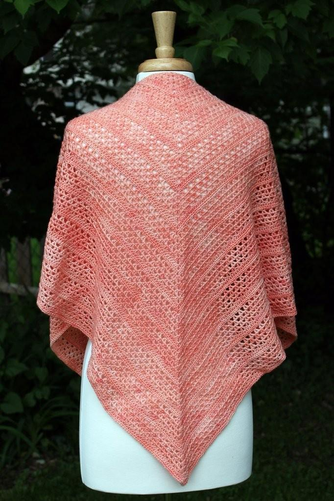 Favorite Things Shawl - KNITCRATE