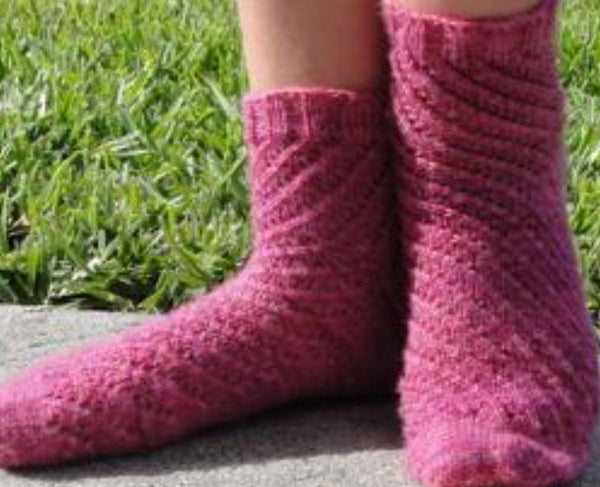 February 2017 Sock Pattern - KNITCRATE