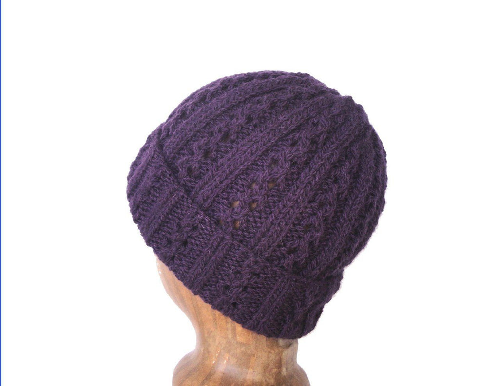 Heather Beanie Hat