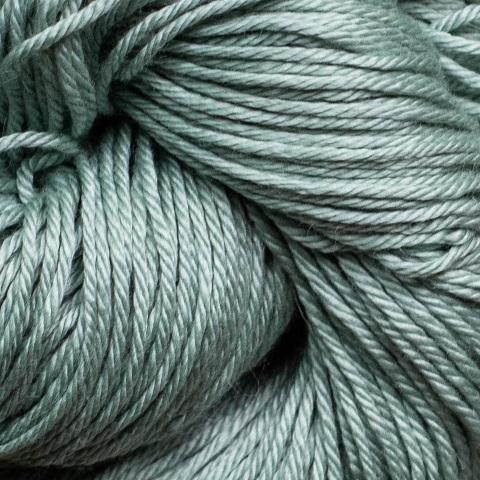 Knitologie Glowing Worsted in Flying Trapeze