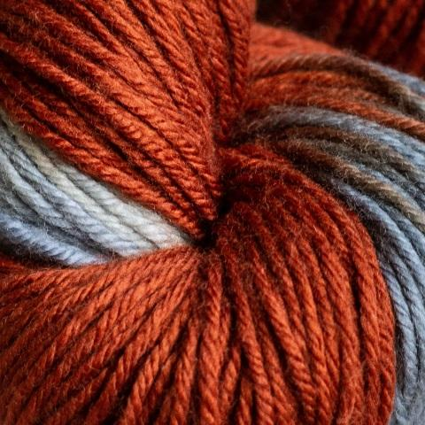 Knitologie Worsted in European Robin