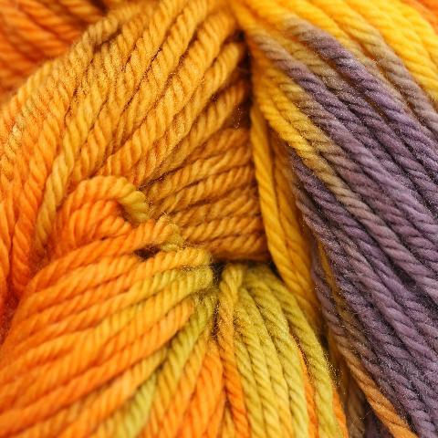 Knitologie Worsted in Safari Sunset
