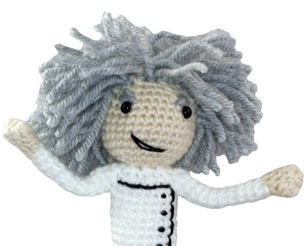 Mad Scientist Crochet Pattern