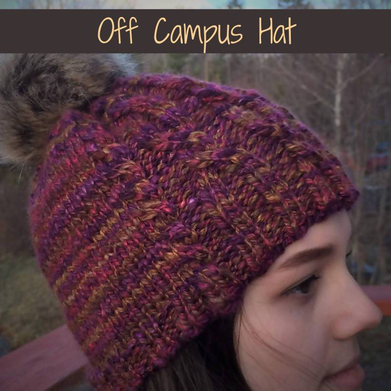 Off Campus Hat