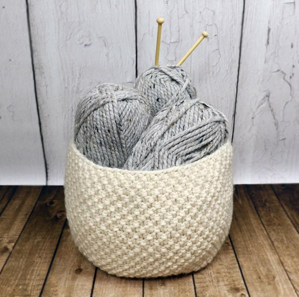 Oodles Basket Knit Pattern