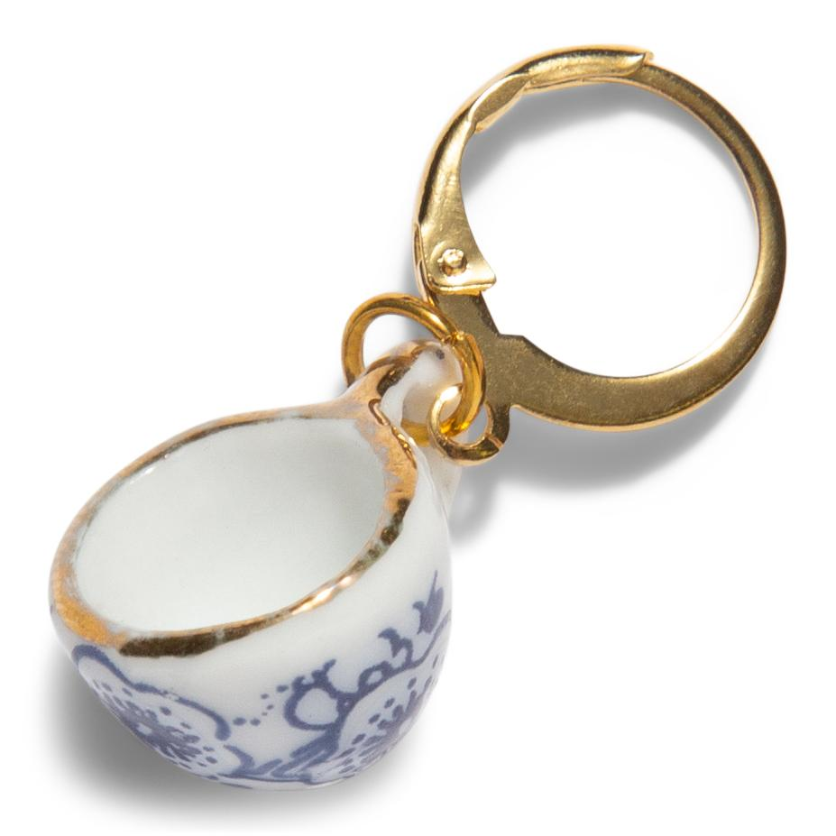 Porcelain Teacup Stitch Marker