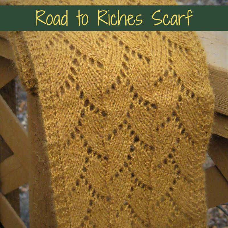 Road to Riches Scarf