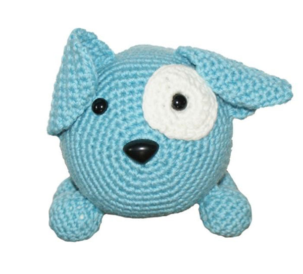 Roly Poly Doggy Amigurumi Crochet Pattern