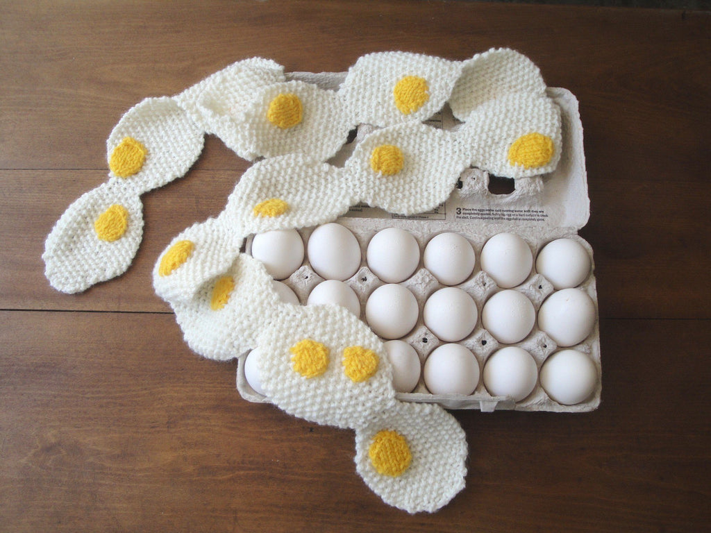 Sunny Side Up Scarf