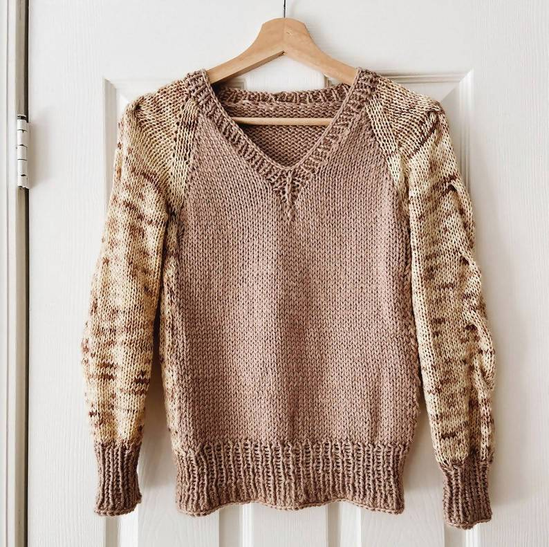 The Avanzi sweater