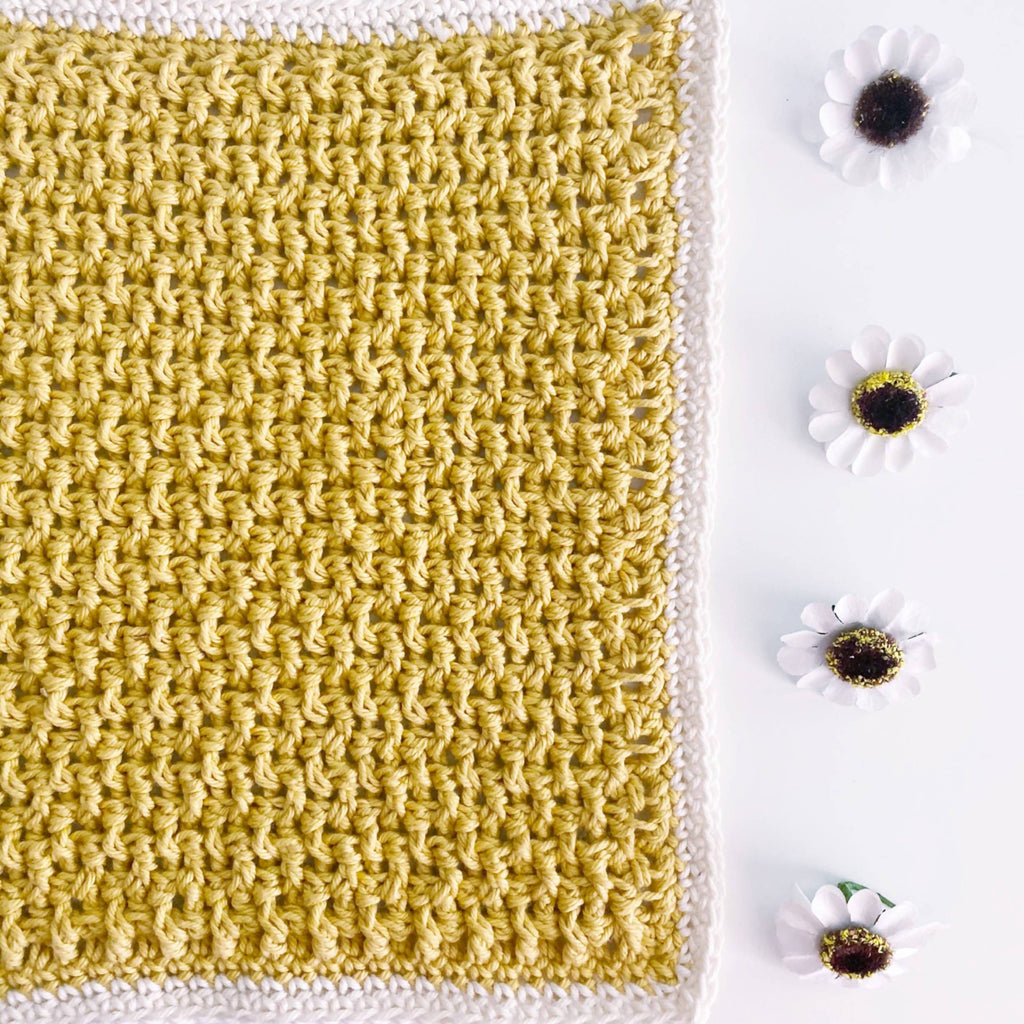 Washcloth Series - 01 Honeycomb