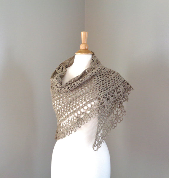 Willow Shawl
