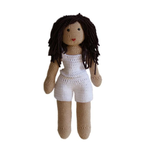 You Make Her Yours Doll Girl Pattern Pack Crochet Pattern