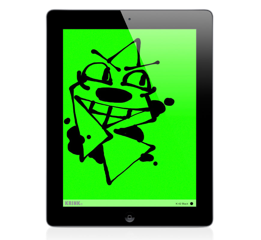 Ipad_remio_face_on_green