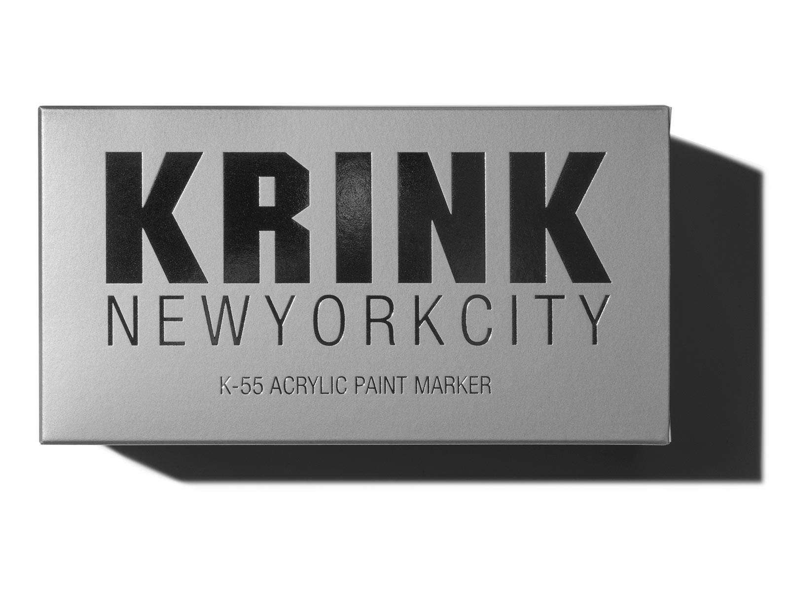Krink K-55 Acrylic Paint Marker Box Set