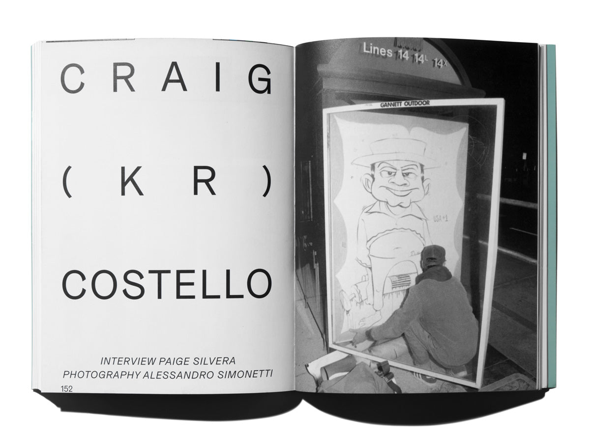 Craig Costello in Kennedy Magazine spread 1