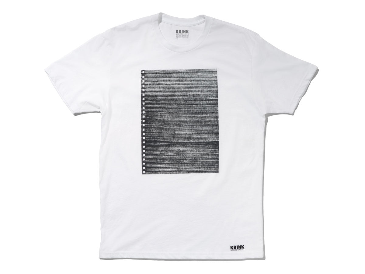 Krink Works on Paper Tee made with K-51 Permanent Ink Marker