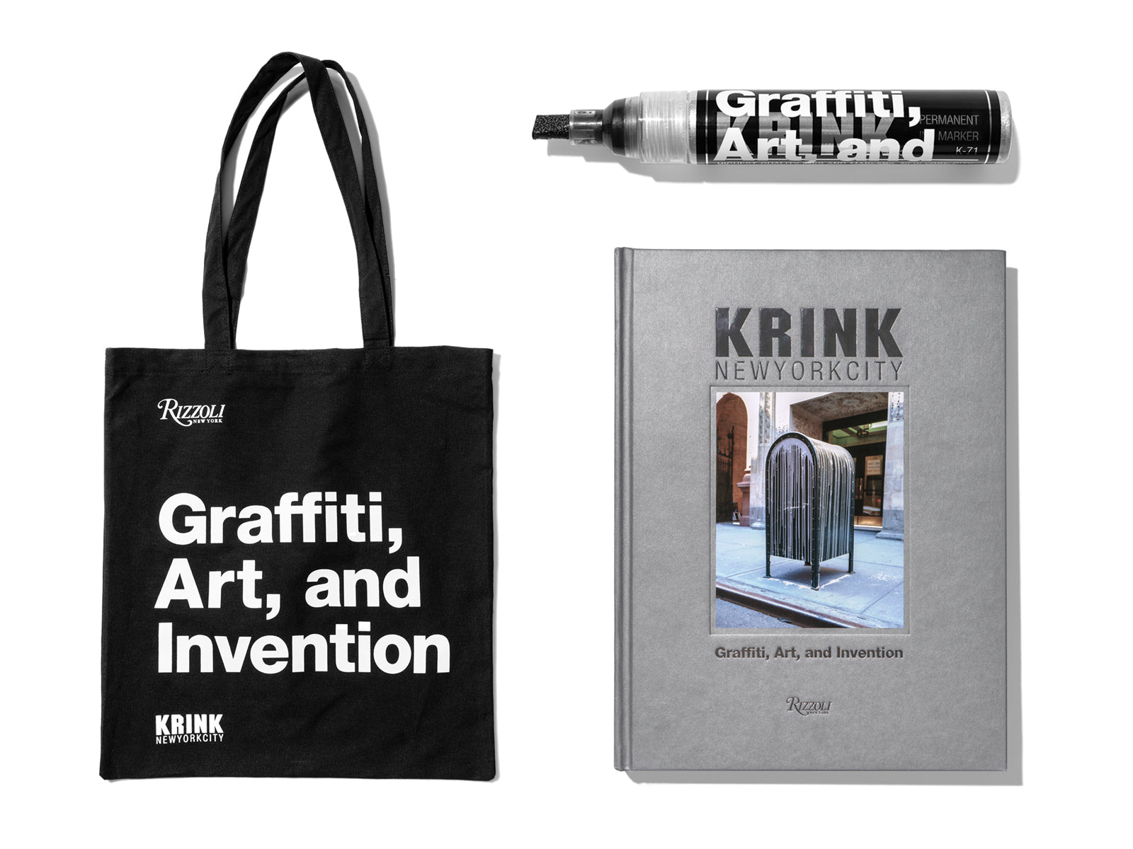 Graffiti, Art, & Invention Bundle