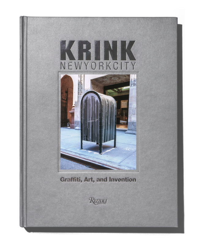 Krink: Graffiti, Art, and Invention