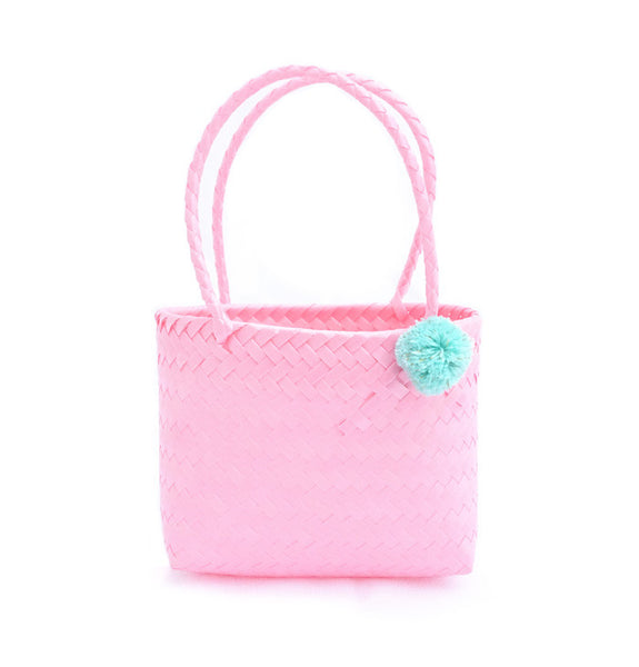 Mini Pom Bag Pink