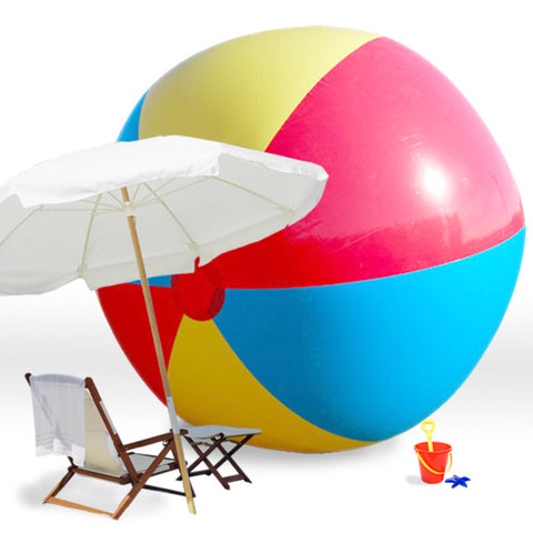 Beach Ball - 10 Foot
