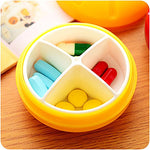 Pill Tablet Box