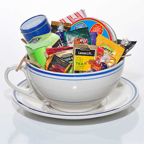 Cup & Saucer Gift Set