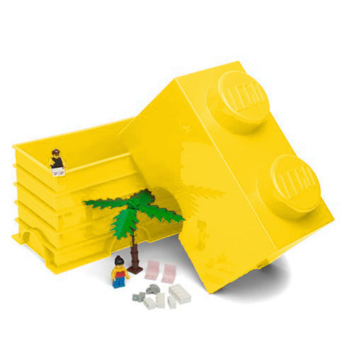 Yellow Lego Brick