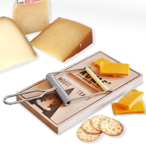 Mousetrap Cheese Tray