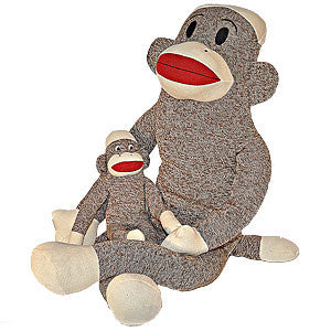 Sock Monkey Jr.