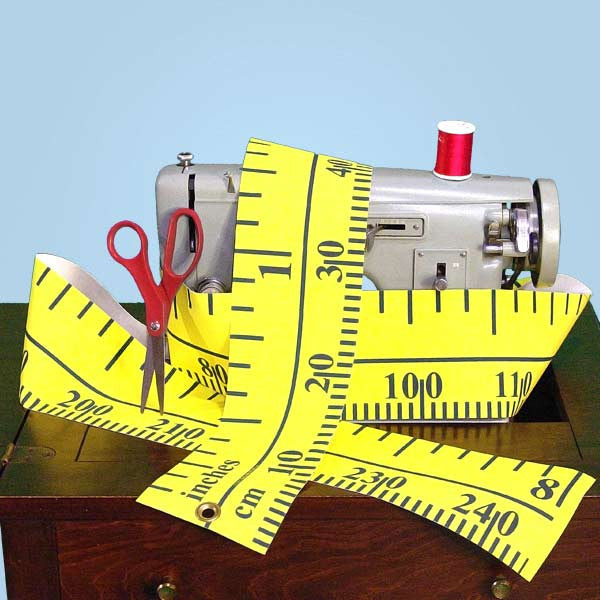 Great Big Tape Measure Giant Tape Measure From
