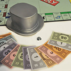 Monopoly Top Hat Bank