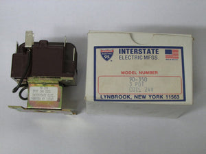Interstate Electric Relay 90-360