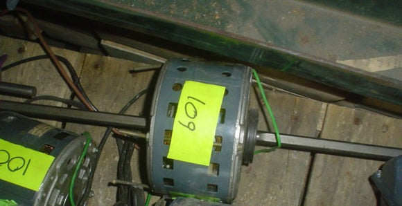 General Electric MOTOR Model:5KSP39DG-4937AT 208-230V,1PH, 60HZ  0.1HP RPM 1050/975/850