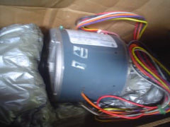 General Electric Motor 5KCP49RN9611SHVAC1121
