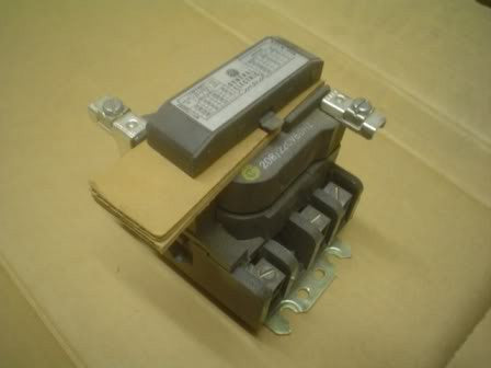 General Electric Contactor CR153F003ABA