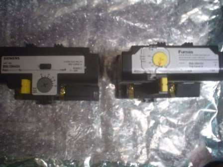 Siemens/Furnas Relay 958L109443U