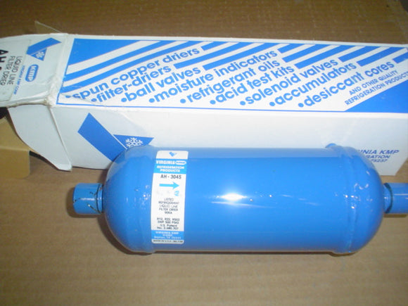 Virginia Filter Drier Model: AH304S,1/2 SOLDER,30 CU. IN