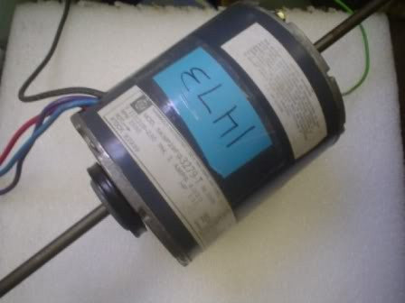 General Electric Motor 5KSP29FG3279-T
